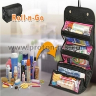 Roll-N-Go Cosmetic Bag Organizer