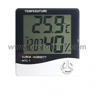HTC-1 LCD Digital Thermometer & Hygrometer