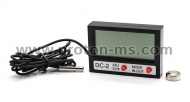 Digital Thermometer & Clock ST-02