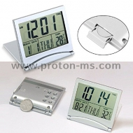 Desk Clock, Calendar Digital Clock