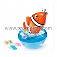 Robot Fish Electric Robotic Pet Battery Powered-Aquatic Toys Fish Girl/Boy Toys