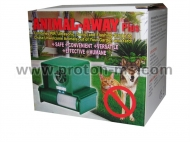 PIR ANIMAL AWAY Chases Unwelcome Animals Out Of Your Garden and Yard