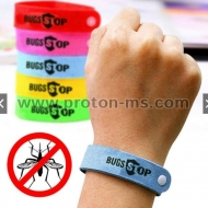 Bugs Stop - Mosquito Band for Wrist or Ankle