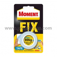 Moment Fix 1 Roll = 80kg, 1.5m
