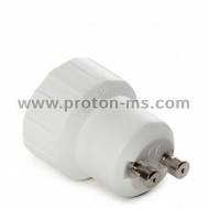 GU10 to E14 Lamp Light Bulb Socket Base Adapter