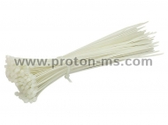 Cable Ties 2.5mm x 200mm, White