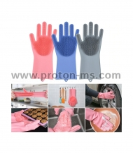 Better Glove Magic Silicone Dish Washing Gloves, Multi-functional Silicone Gloves