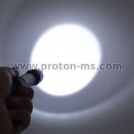 COB LED Flashlight USB Charge