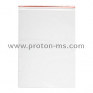 PE Sealed Bags 8x12cm, 80pcs.