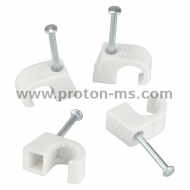 Cable Clip 12 mm, 1 pc.