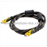 Extension Monitor Cable HDMI/m to HDMI/m, 3 m