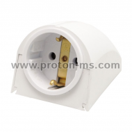 Wall Mount Socket 16А 7121