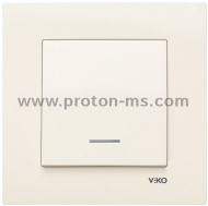 Viko Karre Single Switch with Light Indicator 90960119