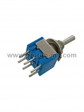 Toggle Switch ON-ON, 3 A / 250 VAC