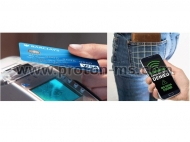 RFID protector for contactless credit and debit cards