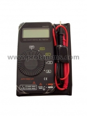 EM4000 Pocket size MULTIMETER digital multimeter