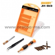Jakemy JM-8113 39 in 1 Home Appliance Digital Devices Car Repair Screwdriver Kit