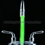 Mini LED Faucet with no batteries