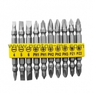 65mm Double End Bit Set SH90065