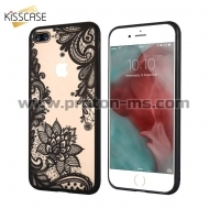 iPhone 7 KISSCASE Phone Cases Luxury Lace Flowers TPU Cover Case