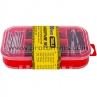 515 pcs. Hardware Set Nail box, various sizes