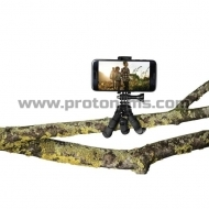 "Hama ""Flex"" Mini Tripod for Smartphones & GoPro Devices, 5.5- 7.8 cm"