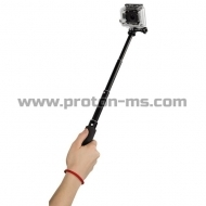 "Self-Monopod HAMA ""Selfie 90"" 04299, Metal"
