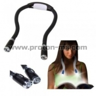 HUGlight LED Hands-free, Flexible Reading LED Light
