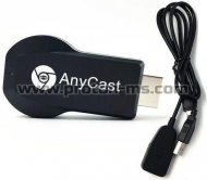 Медия плейър Ezcast, Wi-Fi Dongle TV DLNA, 1.2 GHz 512 MB AirPlay, Full HD