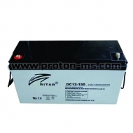 Ritar 12V 150Ah Accumulator Battery