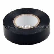 PVC Insulating Tape, Black, 19mm x 9m