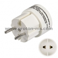 Travel Adapter HAMA 44211, American Plug