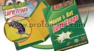 Mouse & Rat Glue Pastes