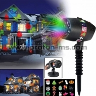 Laser Light - Shower Your Home with Thousands of Laser Lights in Seconds