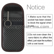 Anti-Radiation Bag Anti-degaussing No Signal Multi-Function Bag Mobile Phone Signal Blocking Bag