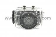 Водоустойчива видео и фото камера Action Camcorder, за снимане под вода, на ски, при екстремни спорт