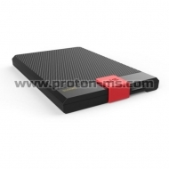 "External HDD SILICON POWER Diamond D30 Black 1TB 2.5"" HDD USB 3.1"