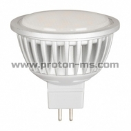 LED луничка warm  white 3W, MR16, 220V