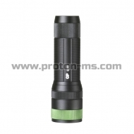 Super Beam High Power LED Zoom Flashlight