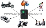 GSM/GPRS/GPS Tracker, Multi-function Vehicle GPS Tracking Device