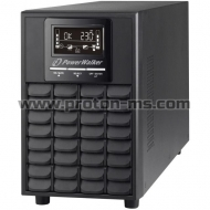 UPS POWERWALKER VFI 1000 CG PF1 1000VA, On-Line