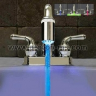Water Glow LED Faucet Light with Temperature Sensor