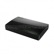 Суич TENDA SG108 , 8-Port Gigabit Desktop Switch