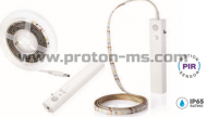 LED Motion Sensor Strip, 60 cm, waterproof