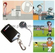 Electric Anti Lost/Anti Theft Personal Security Alarm