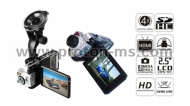 High Definition Video Recorder FULL HD DVR 2.5 TFT LCD F900LHD
