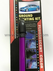 Fluorescent Tube, Ground Lighting Kit 8""