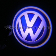LED Лого за автомобил Mercedes / VW / BMW
