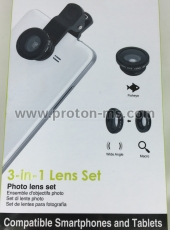 Muvit 3in1 Photo Lens Set
