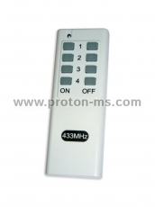 4-Channel Remote Control (hand transmitter) Rising Sun